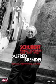 Schubert: The Final Three Piano Sonatas